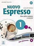 Nuovo espresso. Libro studente e libro esercizi: NUOVO ESPRESSO 1 LIBRO DELLO STUDENTE A1 SGEVAR0SD