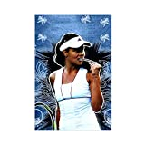 The Great Tennis Star Ana Ivanovic Sports Legend Poster 22