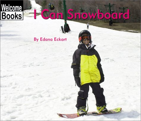I Can Snowboard (Sports)