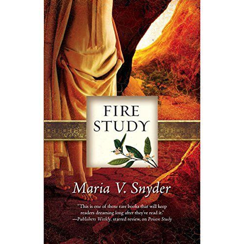 Fire Study  audiobook cover art