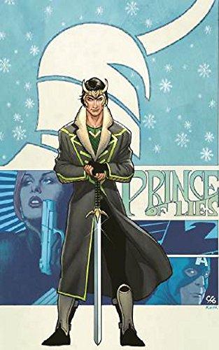 Loki. Agent Of Asgard. Trust Me - Volume 1: 01