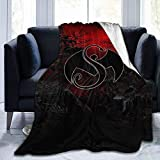 'N/A' Star Heaven Tech-N9ne-Strange-Music bedandbath Flannel Fleece Blanket for Couch Bed Sofa Cozy Warm Ultra-Soft Blanket 60' x50