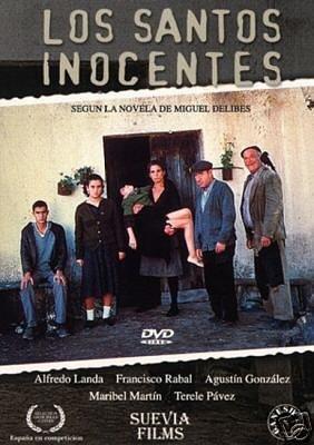 Los_santos_inocentes [Reino Unido] [DVD]