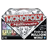 """Monopoly Millionaire """"The Fast-Dealing Property Trading"""" Board Game"""