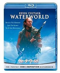 ウォーターワールド      WATERWORLD (1995)      自作DVDラベル&BDラベル      洋画【う】PAGE-40
