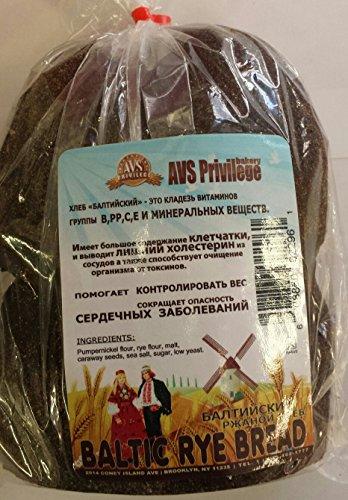 Baltic Rye Bread - Chleb żytni