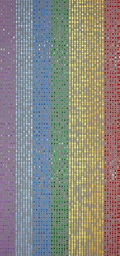 Designervorhang Kunststoffvorhang Türvorhang