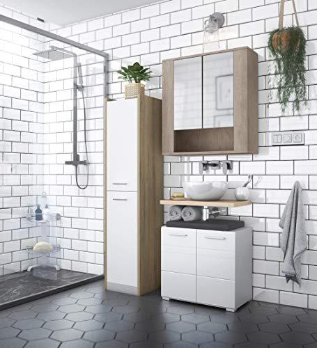 trendteam 110030000 Wende-Sitzkissen Sydney, BxHxT  49 x 5 x 34 cm, grau / anthrazit - 6