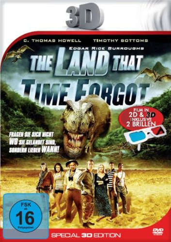 The Land That Time Forgot (Special 3D Edition inkl. 2 3D-Brillen) [Special Edition]