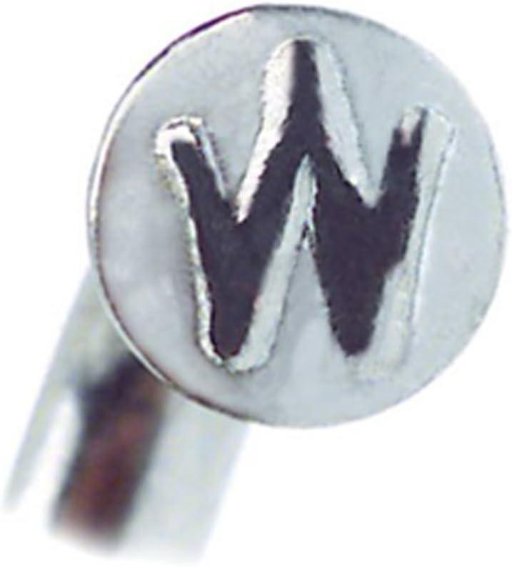 Silver Wheelsmith 14 Gauge Straight Stainless Steel Bicycle Spoke Bag of 50
