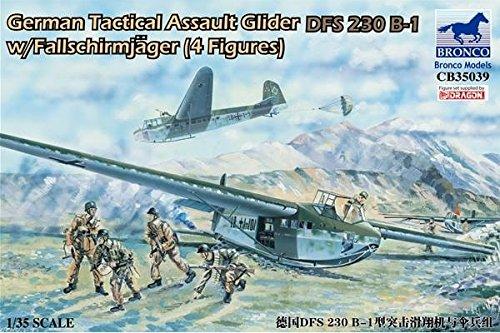 Unbekannt Bronco CB35039 German Tactical Assault Glider DFS 230 B-1