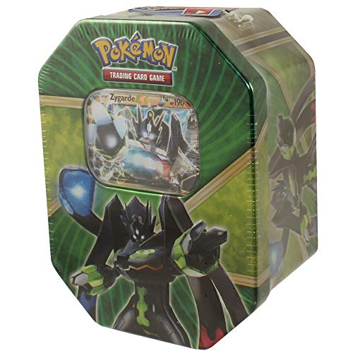 Pokemon Shiny Kalos Tin Zygarde EX