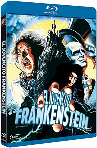 El Jovencito Frankenstein - Blu-Ray [Blu-ray]