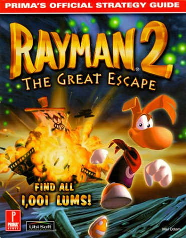 Rayman 2, the Great Escape: Prima's Official Strategy Guide