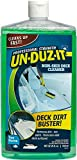 Legend Brands Un-Duz-It Non-Skid Deck Cleaner for Boats, Chelating Action Clears Dirt Fast, BIODEGRADEABLE