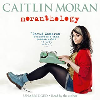 Moranthology cover art