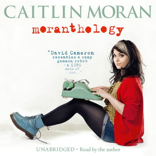 Moranthology audiobook cover art