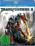 Transformers 3: Blu-ray + DVD + Digital Copy