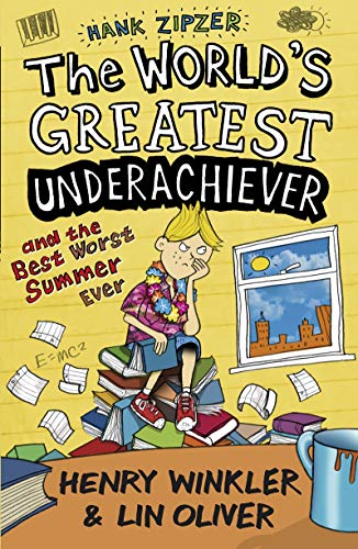 The World's Greatest Underachiever and the Best Worst Summer Ever