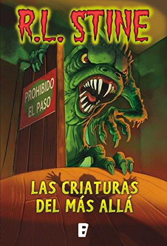 Criaturas del más allá eBook: Stine, R. L.: Amazon.es: Tienda Kindle