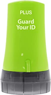 Guard Your ID ADVANCED Roller Identity Theft Prevention Security Stamp GREEN (38311)