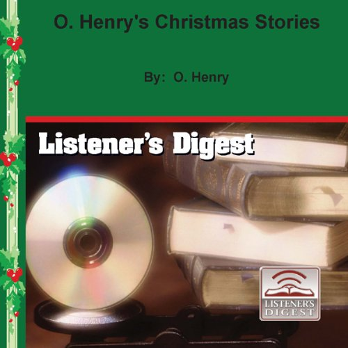 O. Henry's Christmas Stories  audiobook cover art