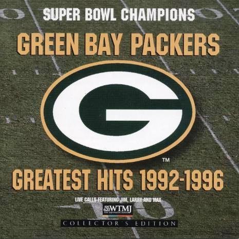 Green Bay Packers Greatest Hits 1992-1996: Live Calls [Audio CD] Jim Irwin; Max McGee and Larry McCarren