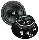 2) PYLE Pro PDMR5 5' 400W Car DJ/Home Mid Bass MidRange Speakers Drivers Audio