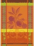 Garnier Thiebaut GT-29040 Les Oranges Sanguine - Paño de cocina (56 x 77 cm, 100% algodón)