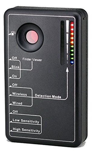 Lawmate Law Grade Professional Covert Video Surveillance RD-30 Bug and Hidden Camera Detector