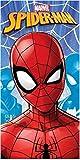 Toalla de playa de Spiderman de microfibra 140 x 70 cm, secado rápido, ultra suave (Spiderman 2)