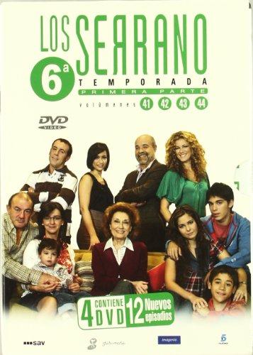 Los Serrano (6ª temporada 1ª parte) [DVD]