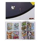 Pokemon Carte Album, Raccoglitore Porta Carte Pokemon, Album di Carte da Collezione Album ...