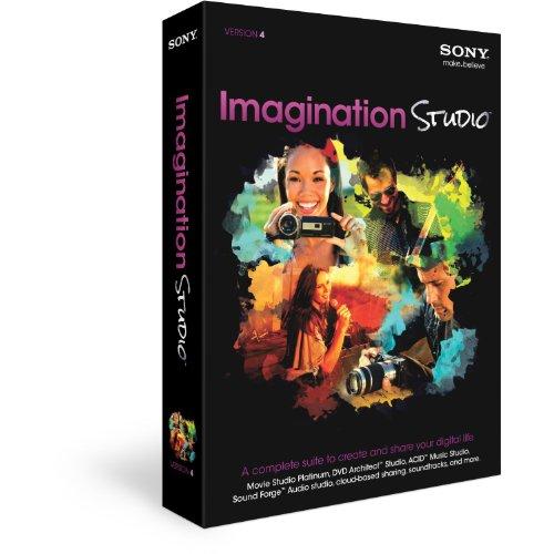 Sony Movie Studio Platinum Imagination Suite 4 (Suite complète)