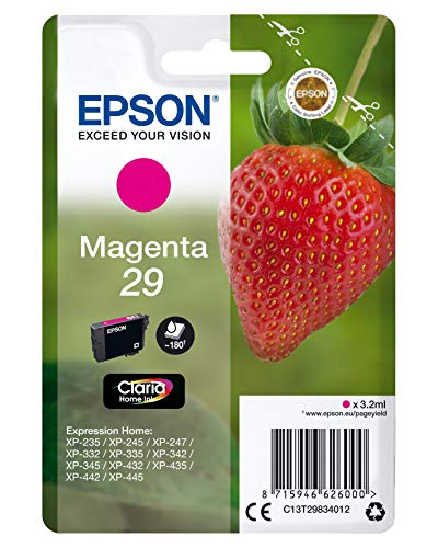 Epson C13T29834022 Inchiostro, Magenta