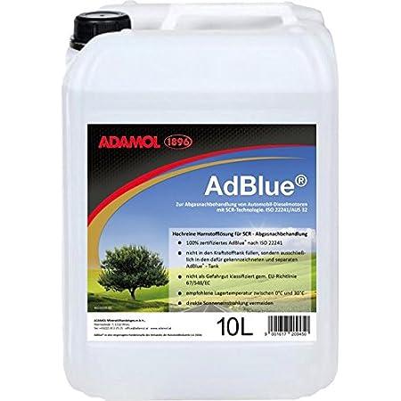 Hoyer Adblue Hochreine Scr Harnstofflösung Iso 22241 10 Liter Auto