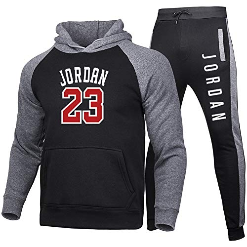 Z/A Balsket Maglione Suit Suit Chicago Bulls Michael Giordania # 23 Mens Tracksuit Joggers Felpa Felpa con Cappuccio HNL Design Design Pantaloni Jog P