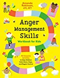 Best Anger Management Books - Anger Management Skills Workbook for Kids: 40 Awesome Review