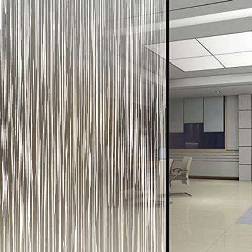 LMKJ Película para Ventanas de protección de privacidad, Electricidad estática autoadhesiva de Vidrio para la decoración de la Oficina en casa, Etiqueta de Vidrio Anti-Ultravioleta