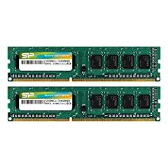 1600MHz (PC3 12800) 240-pin CL11 Unbuffered DIMM for desktop memory Low voltage of 1.35V, enable to decrease hardware power consumption to save energy up to 20% from the benefits of low energy consumption 100% tested for stability, durability and com...