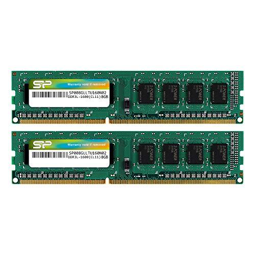 SP Silicon Power Silicon Power 16GB  2 x Bild