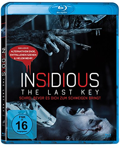 Insidious - The Last Key [Blu-ray]