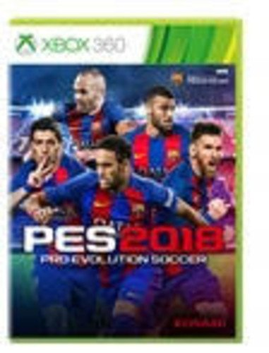 Pro Evolution Soccer 2018 - Xbox 360 Standard Edition