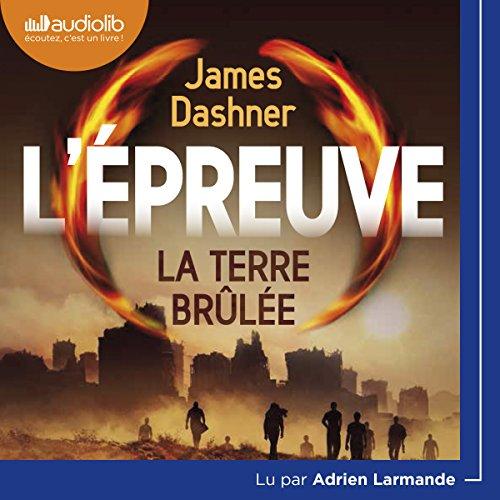 La terre brulée audiobook cover art