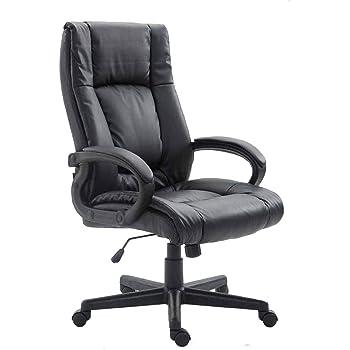 Extrabreiter Chefsessel mit breiter und großer Sitzfläche