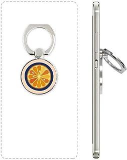 O Alfabet Oranje Fruit Leuke Patroon Telefoon Ring Stand Houder Beugel Universele Smartphones Ondersteuning Gift