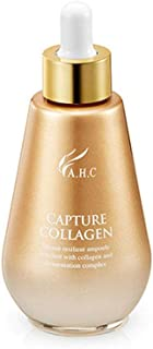 AHCバイタルゴールデンコラーゲンスキンケアセットトナーローションクリームアイクリームアンプル、AHC Vital Golden Collagen Skincare Set Toner Lotion Cream Eye Cream Ampoule [並行輸入品]