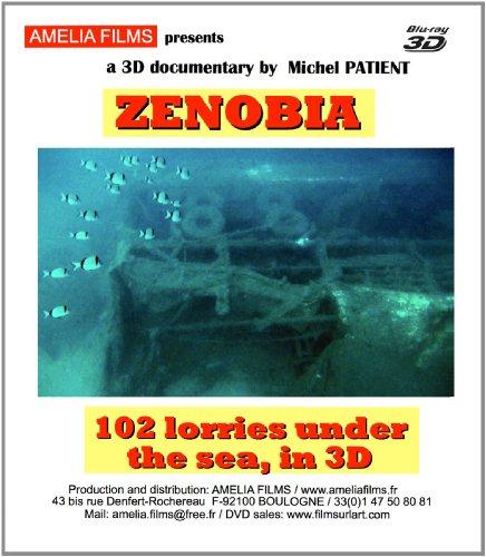 Zenobia, 102 lorries under the sea, in 3D [Blu-ray]