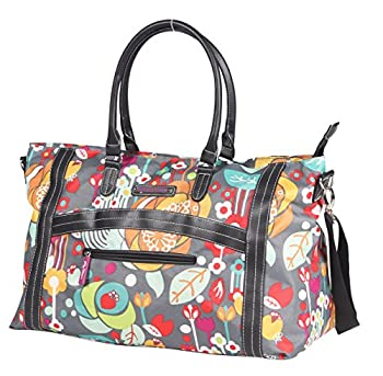 Lily Bloom Satchel  One Size Bliss