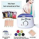 Haarentfernung Wachs Wachswärmer Wax Warmer Enthaarung Wachserhitzer Wax Heater Wachsgerät Waxing...